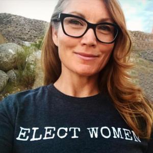 New Mexico House Representative, Melanie Stansbury